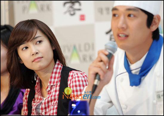 คิมแรวอน (Kim Rae Won) นัมซังมิ (Nam Sang Mi) เปิดตัวละครเกี่ยวกับ
