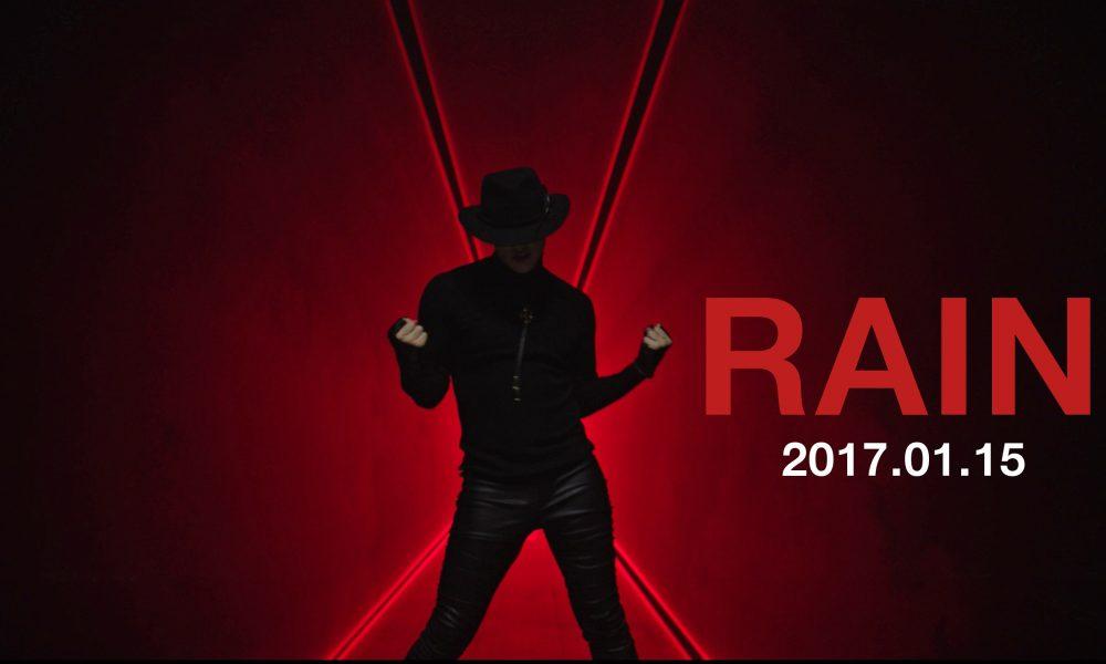 เรน (Rain) คอนเฟิร์มคัมแบ็ค 15 มกราคมนี้
