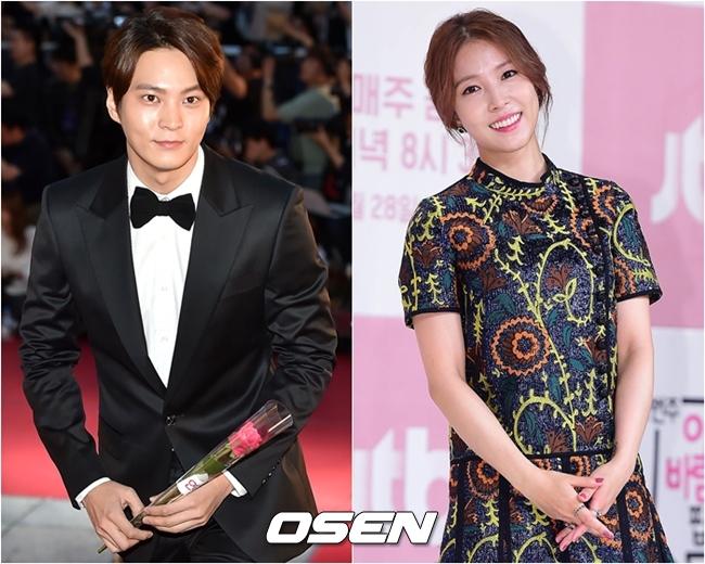 จูวอน (Joo Won) ♥ โบอา (BoA) คู่รักใหม่แห่งวงการบันเทิงเกาหลี