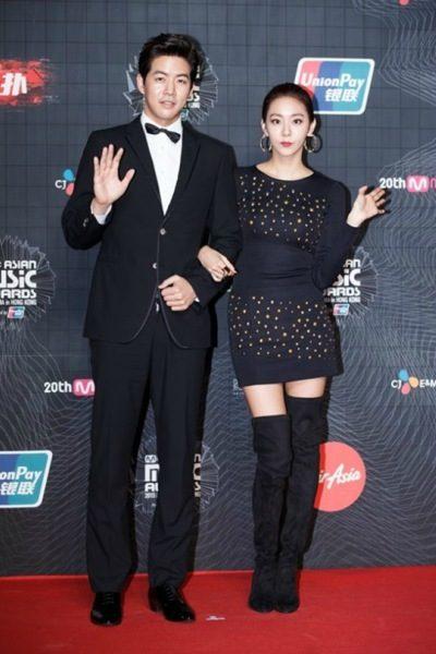 ยูอี (UEE) อีซังยุน (Lee Sang Yoon) เลิกรากันไปอีกคู่หลังคบกันได้ 8 เดือน
