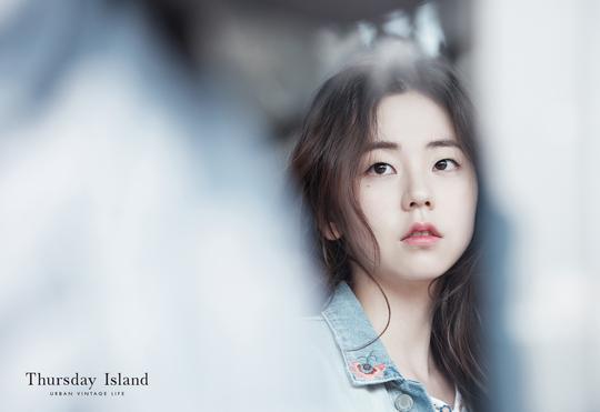 อันโซฮี (Ahn Sohee) ปล่อยภาพเบื้องหลังฟิลลิ่งชิลๆแบรนด์ Thursday Island