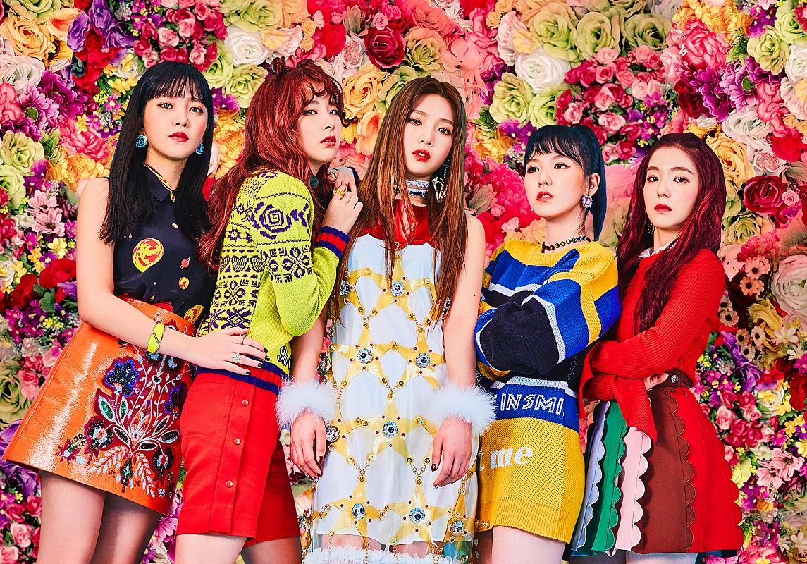 Red Velvet for BSL PRL2