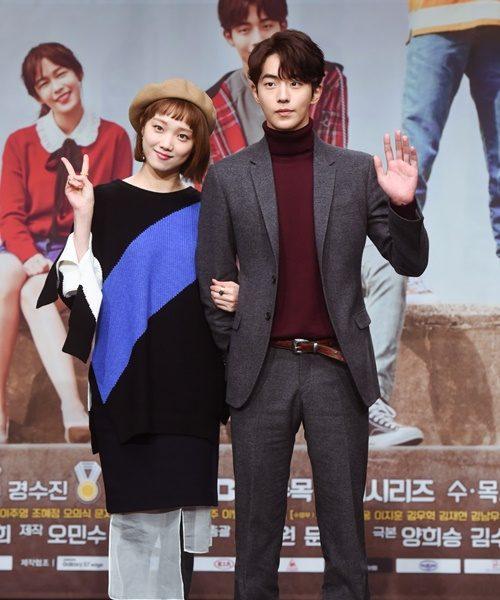 อีซองคยอง♥นัมจูฮยอก YG คอนเฟิร์มแล้วว่ากำลังคบกัน