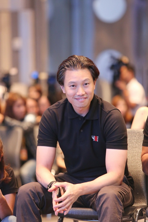 Kueng-Chalermchai Mahagitsiri, CEO 411 Entertainment (PBK_0078) Online