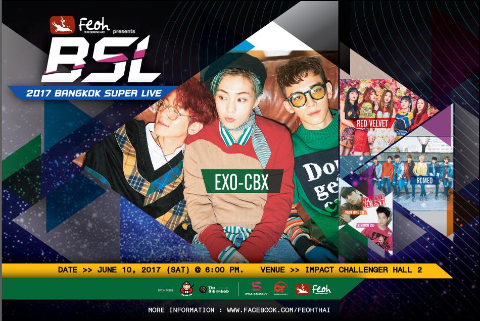 {Final Banner V3} Feoh Presents 2017 BANGKOK SUPER LIVE