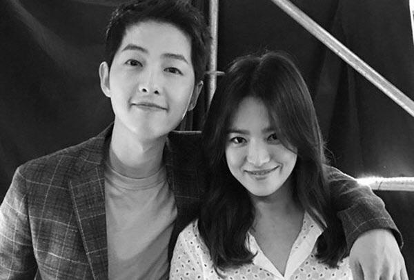 ซงจุงกิ (Song Joong Ki) ♥ ซงเฮคโย (Song Hye Kyo) ประกาศแต่งงานปลายตุลาคมนี้