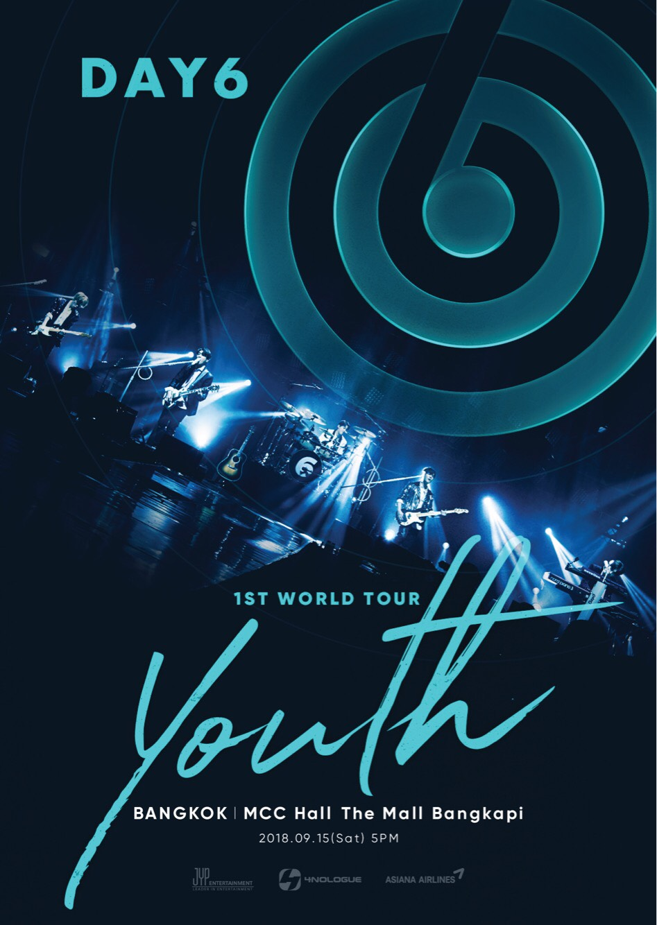 DAY6 World Tour