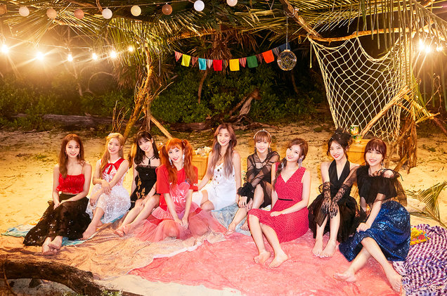 TWICE 2nd Special Album – Summer Nights